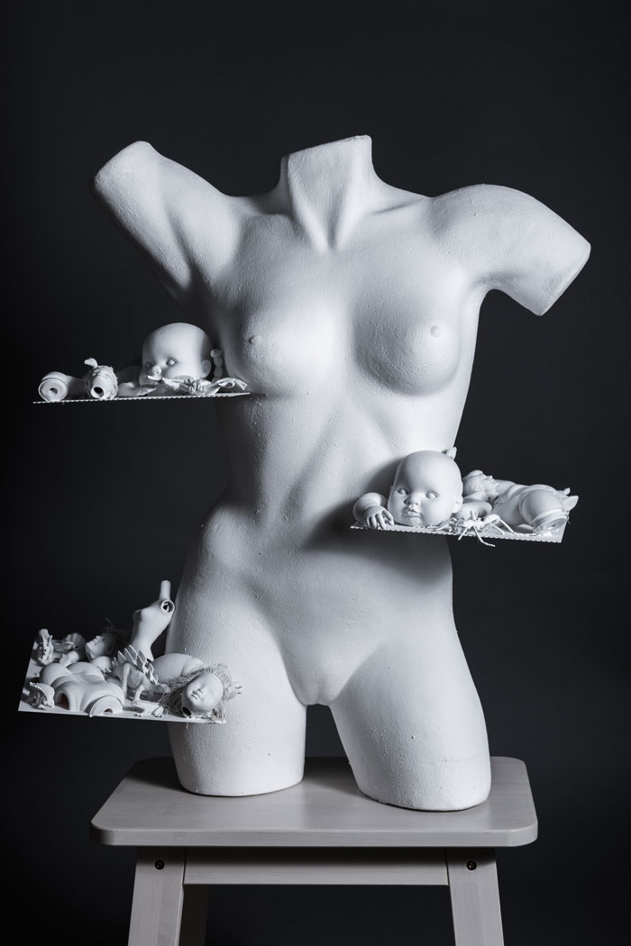 Collection Oeuvre Plastique